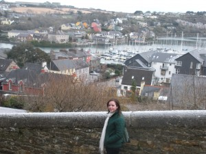 Maura and the fishing village